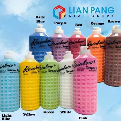 Rainbow Tempera Water Colour 200ml Poster Colour